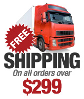 Get Free Shipping on any purchase over $299