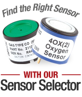 Find the right sensor with our sensor selection tool