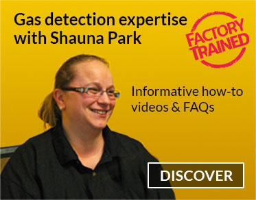 BW Gas Detection Expert Shauna Park
