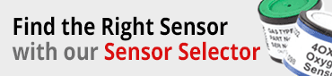 Our Sensor Selector makes finding the sensor you need as easy as 1-2-3!