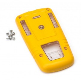 BW MC2-BC1 Replacement Back Enclosure for GasAlertMicroClip XT, Yellow-